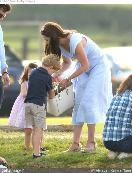 Victoria Beckham Quincy tote as seen on Kate Midlleton Duchess of Cambridge