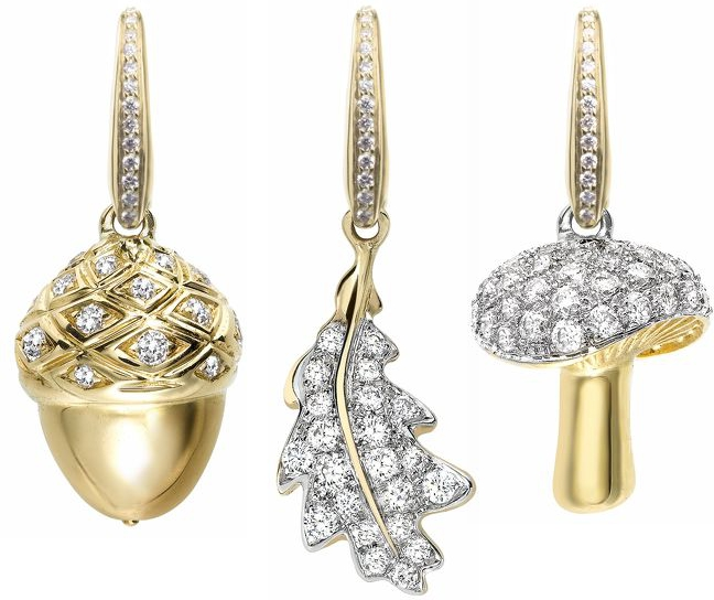 Asprey London Woodland Charms