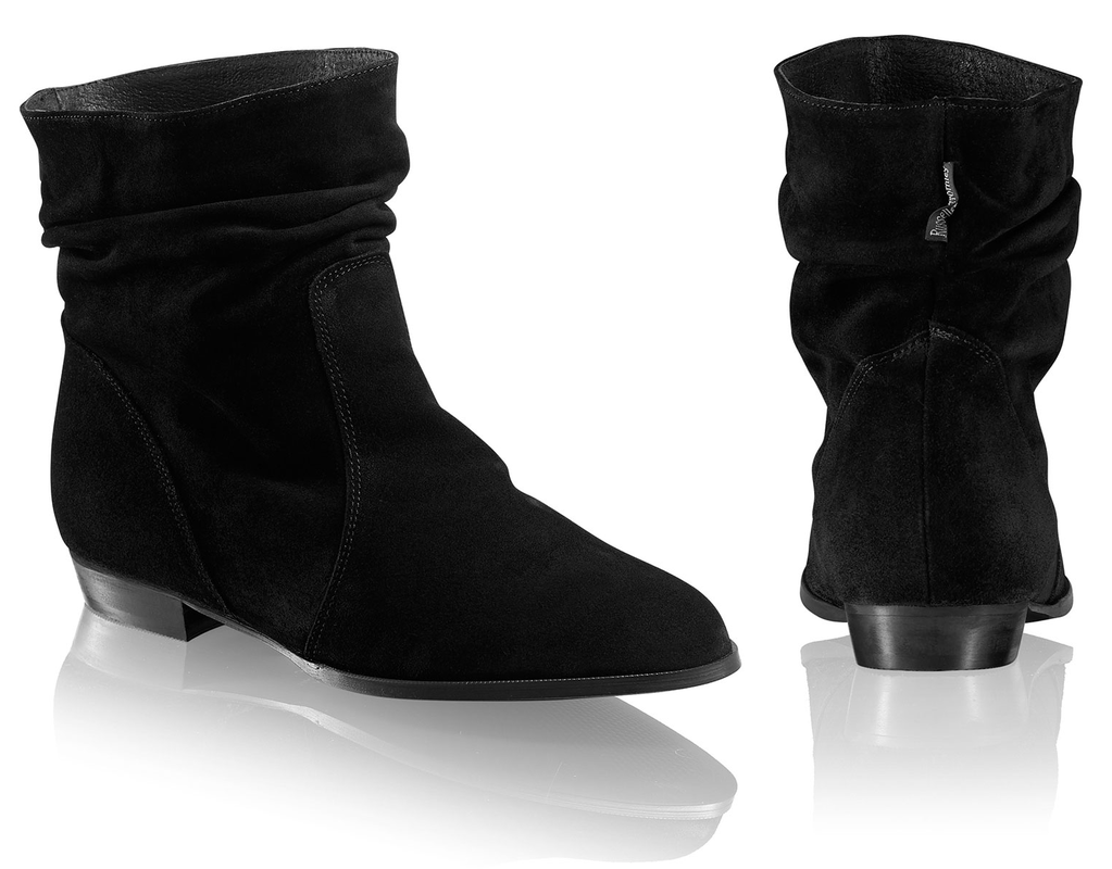 Russell & Bromley 'Crush Hour' Slouchy Ankle Boot