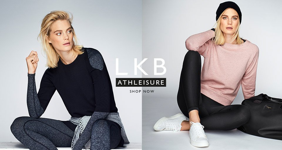 LK Bennett Athleisure collection