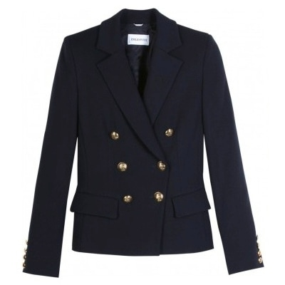 49c95204671b Emilio Pucci Navy Double-Breasted Blazer Jacket - Kate Middleton ...