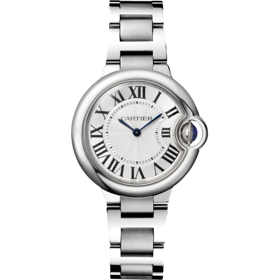 Cartier Ballon Bleu Watch.