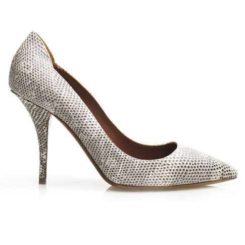 Tabitha Simmons Dela Lizard Pumps