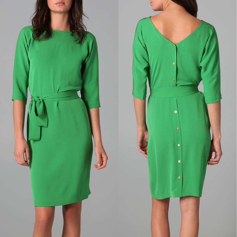 Diane von Furstenberg 'Maja' Dress