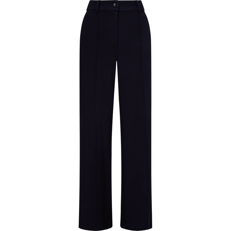 Jigsaw High Waisted Sport Luxe Trousers
