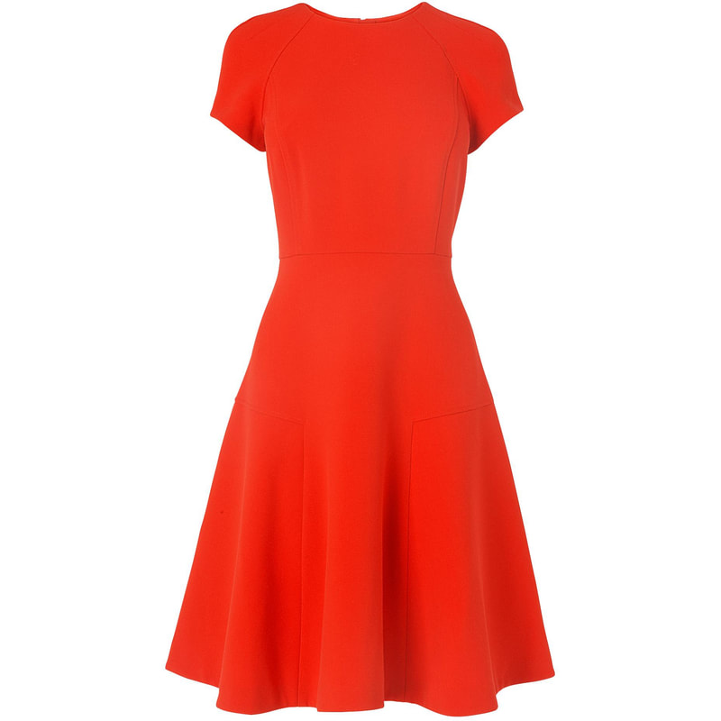 LK Bennett Eugenia Skirted Dress