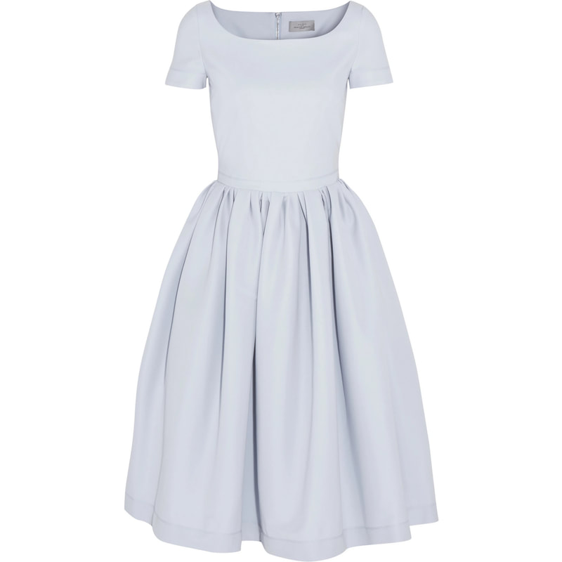 Preen by Thornton Bregazzi Everly Sky Blue Dress